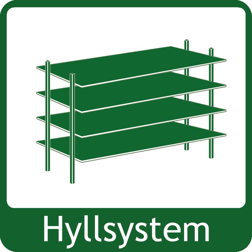hyllsystem