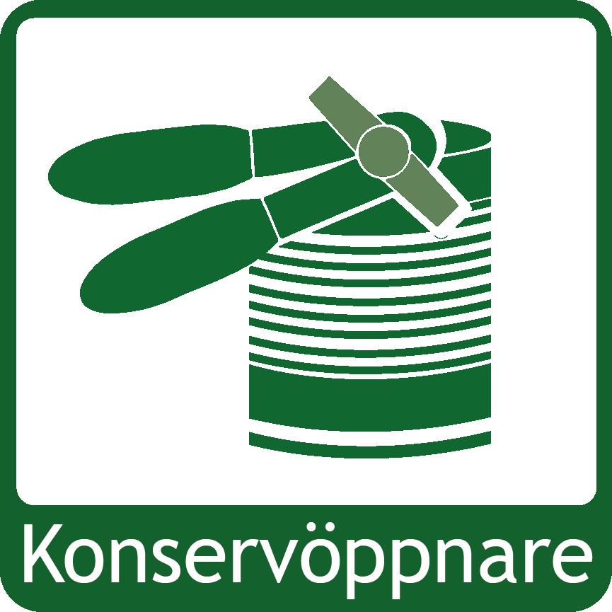 konservoppnare