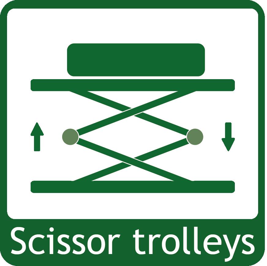 scissor-trolleys